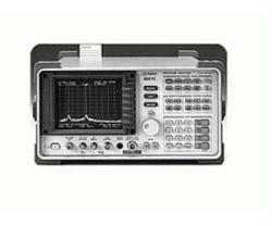 HP/AGILENT 8561E SPECTRUM ANALYZER, 30 HZ-6.5 GHZ, WITH 85620A